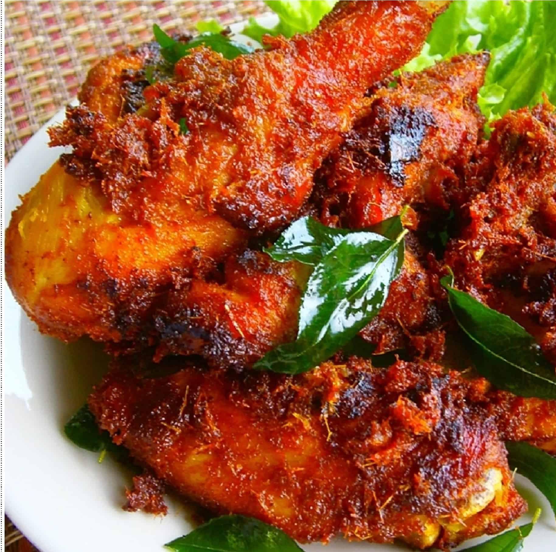Ayam Goreng Rempah : BuyMalaysia.com