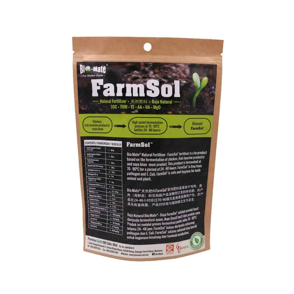 Bio-Mate Farmsol Fertilizer
