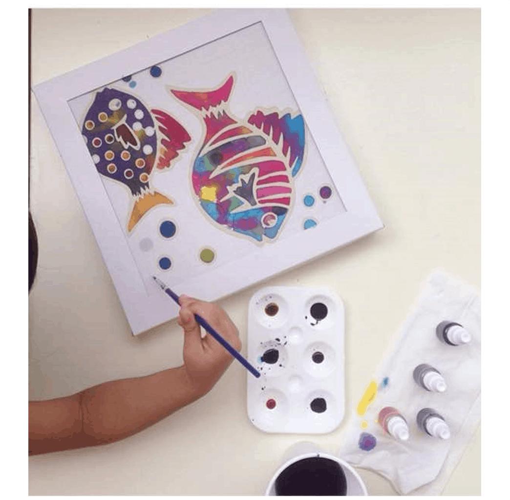Bunga Raya Batik Kit Colouring for Kids – BuyMalaysia.com