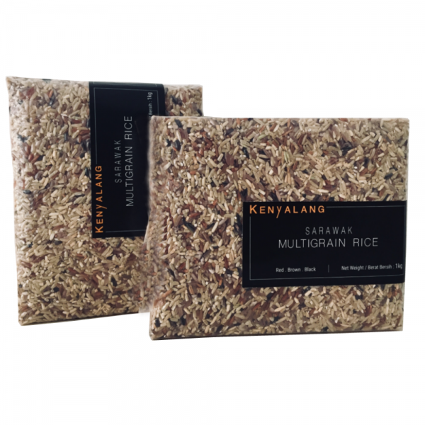 Kenyalang Sarawak Multigrain Rice-0