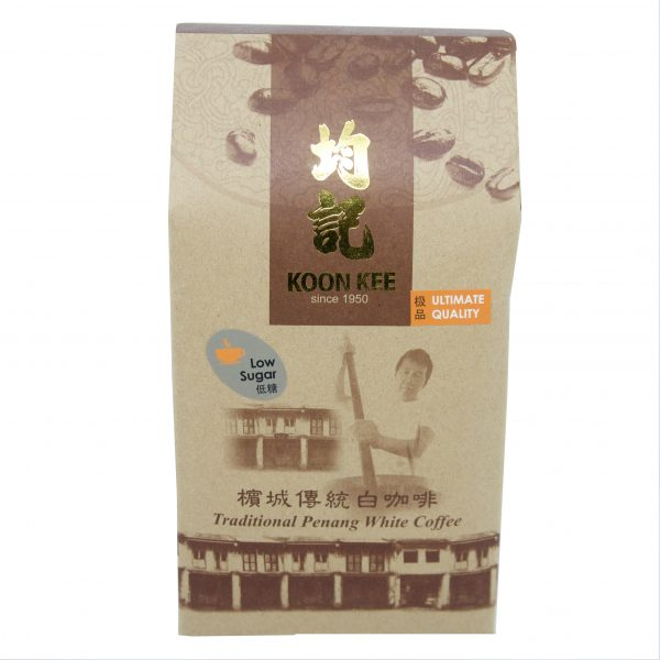 Koon Kee Traditional Penang White Coffee - Low Sugar-0
