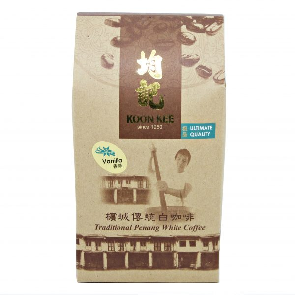 Koon Kee Traditional Penang White Coffee - Vanilla-0