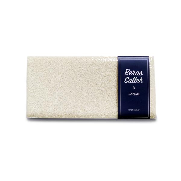 Beras Salleh (White Rice) (960g)-0