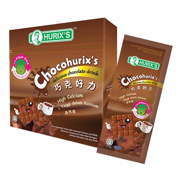 Hurix's Chocohurix's (25gm x 12's)-0