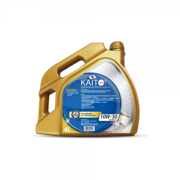 Kaito Japan 10W30 SNCF Premium Synthetic Engine Oil-9031