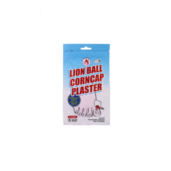 Lion Ball - Corncap Plaster-0