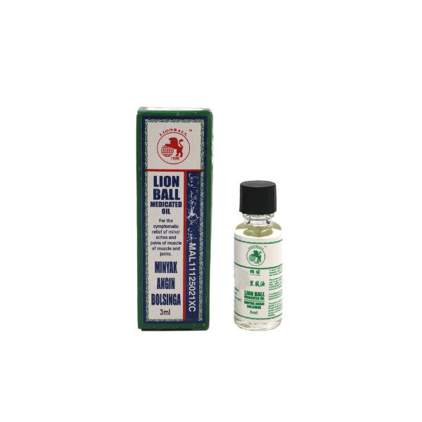 Lion Ball - Medicated Oil (3ml)-0