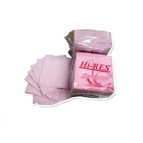 Hi-Res - Serviette Paper (55pcs x 60pckts x 1 box) -0