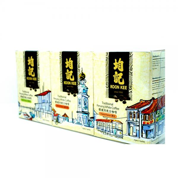 Koon Kee Traditional White Coffee Combo Pack Original-0